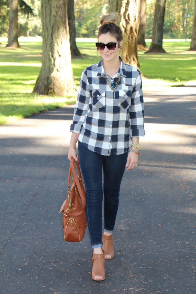 BUFFALO PLAID by Athena Attire